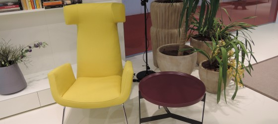 ?The international design fair in milan- what's new