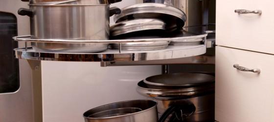 How to plan around the kitchen corner? Part A